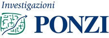 Ponzi Investigazioni Logo